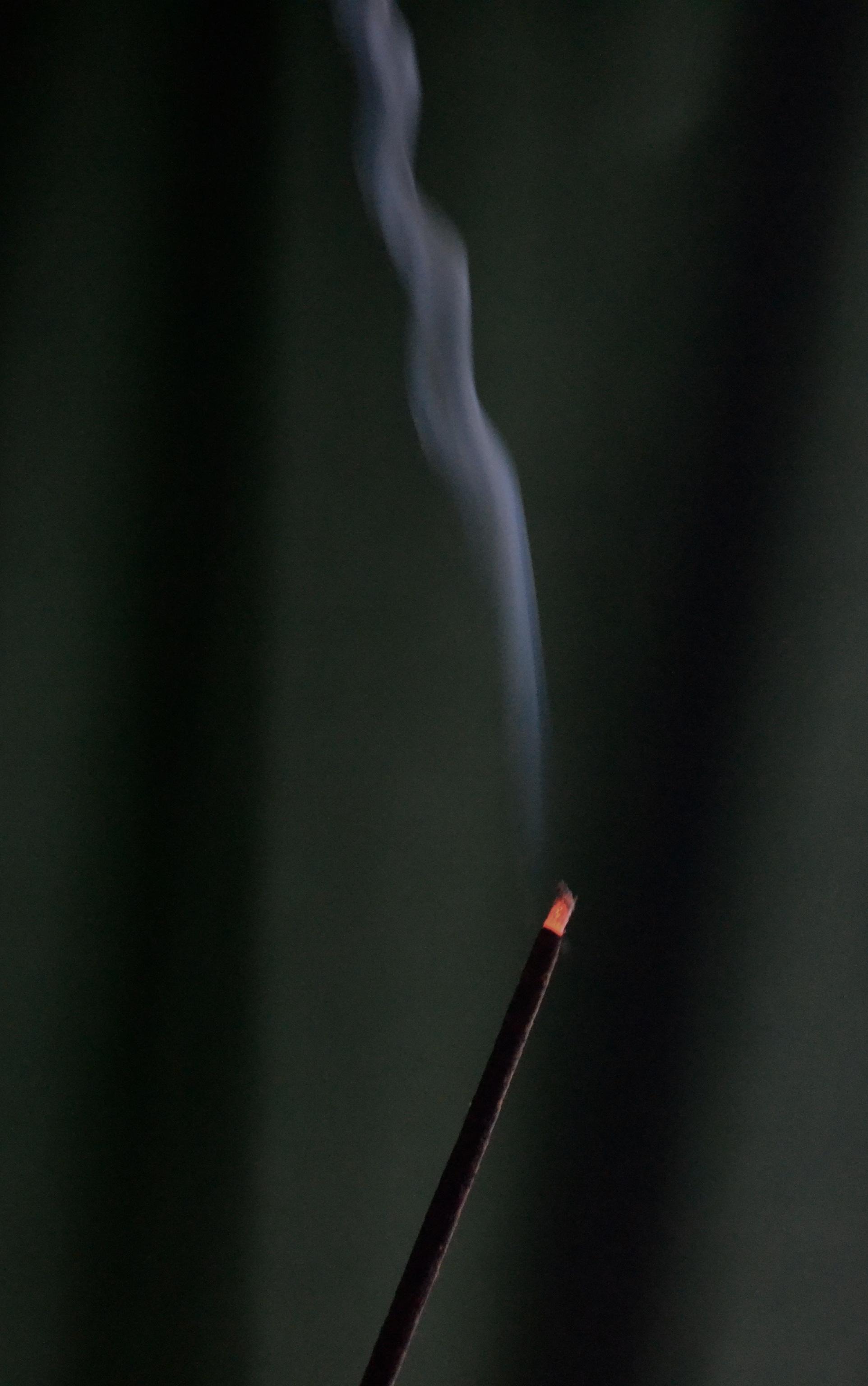 strange fire and fumery