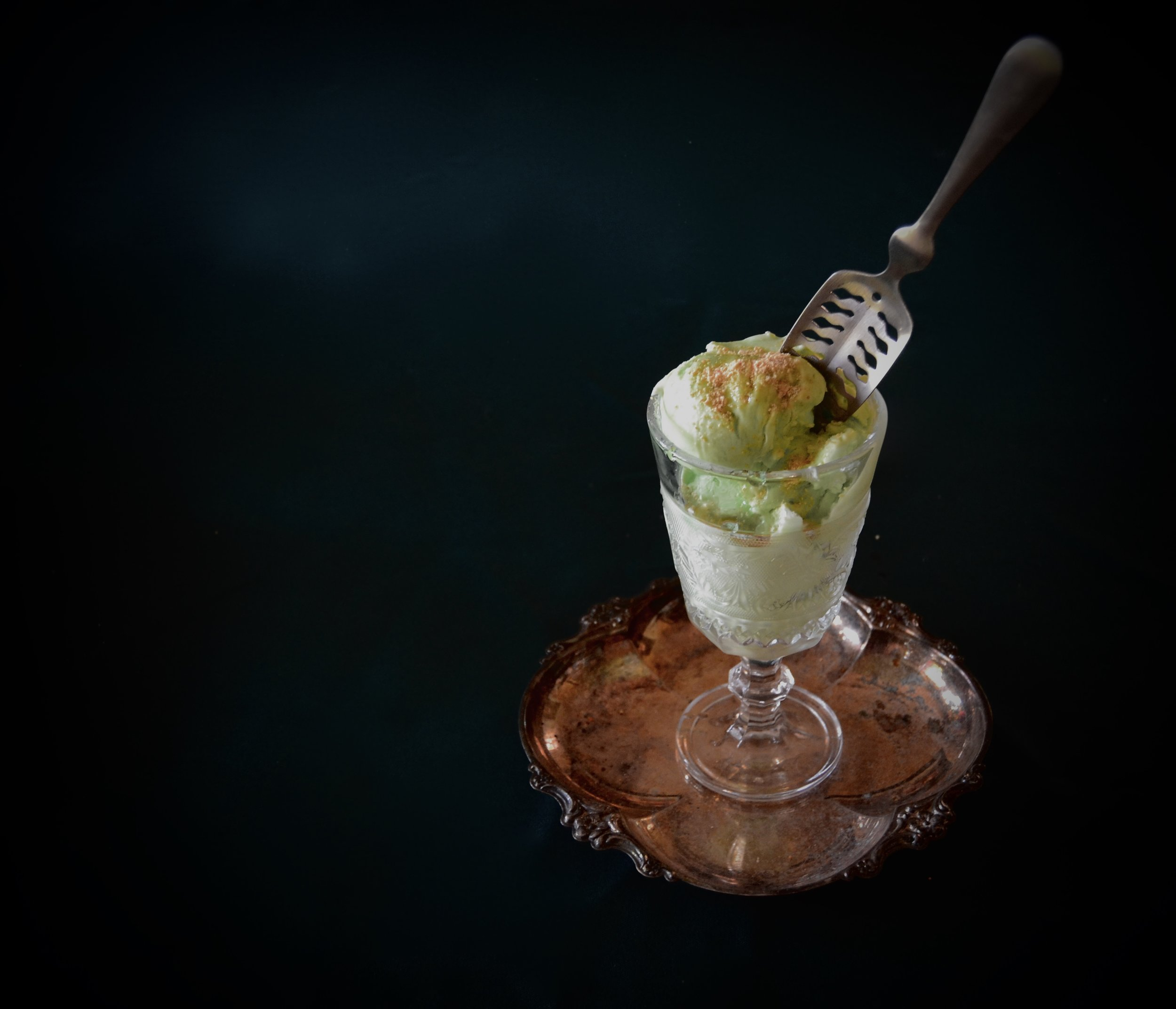 absinthe icecream