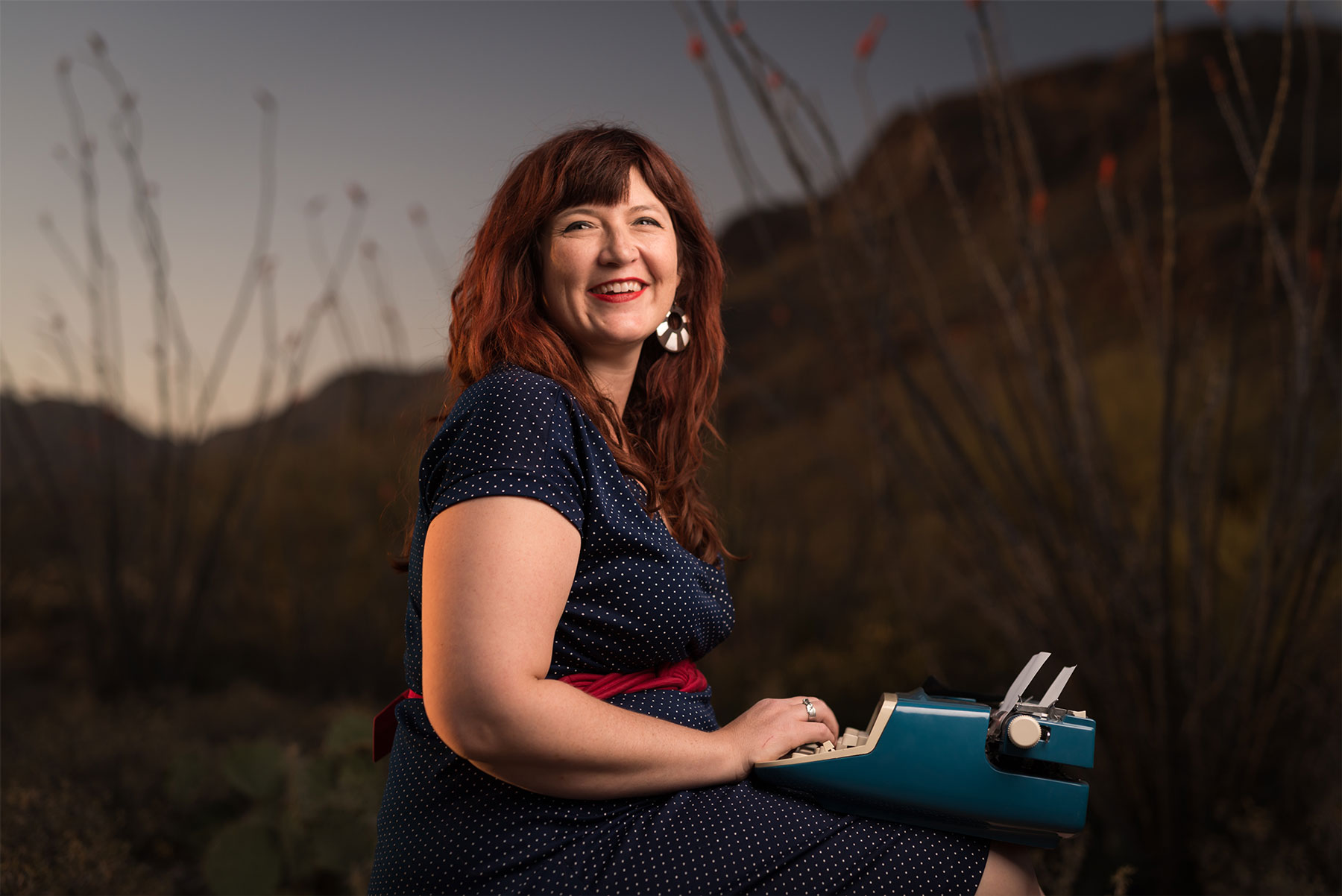 Lisa O'Neill--essayist, mentor, editor, extraordinary woman