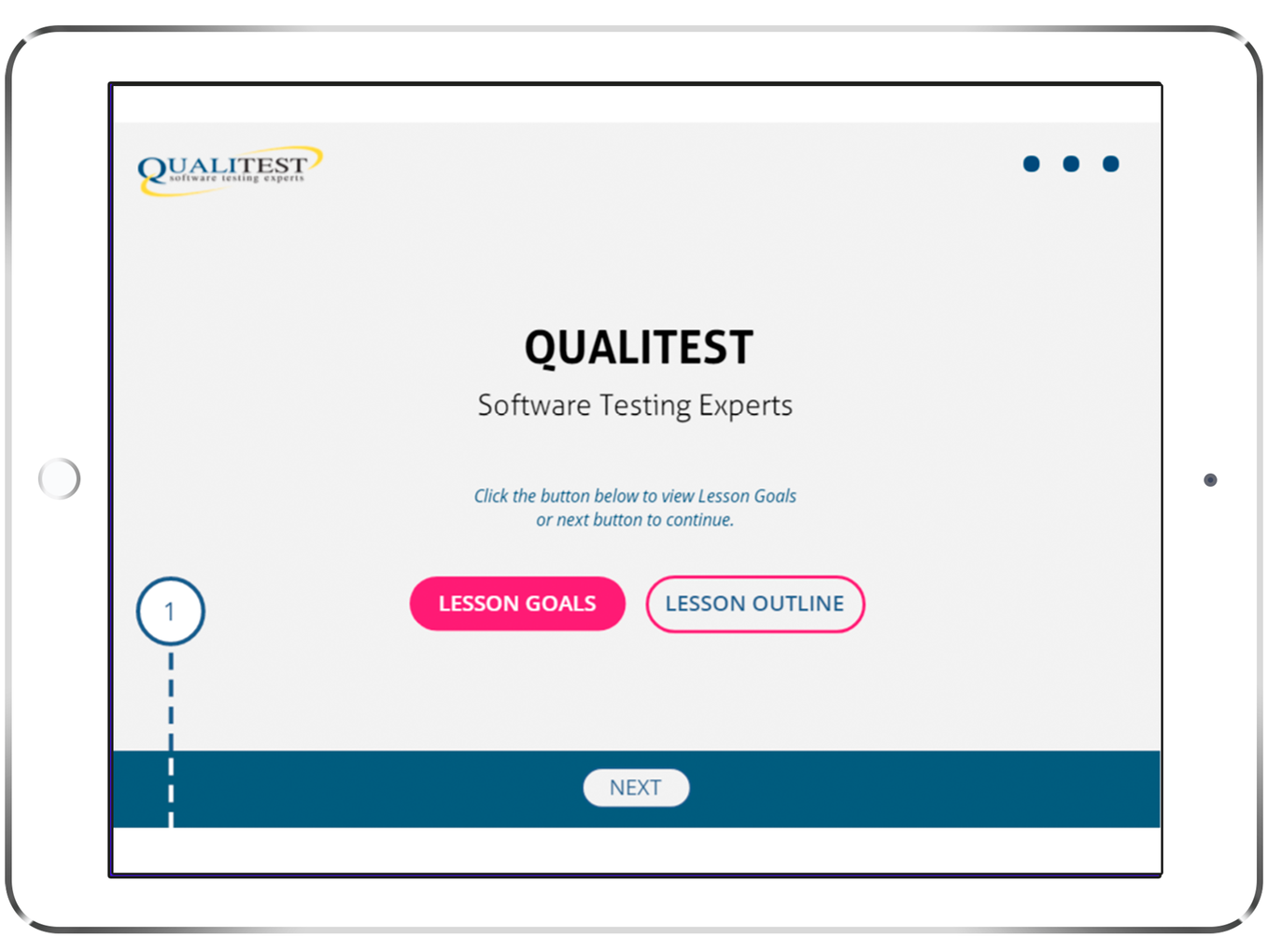 Copy of Copy of Internal e-learning for newcomers (Qualitest)