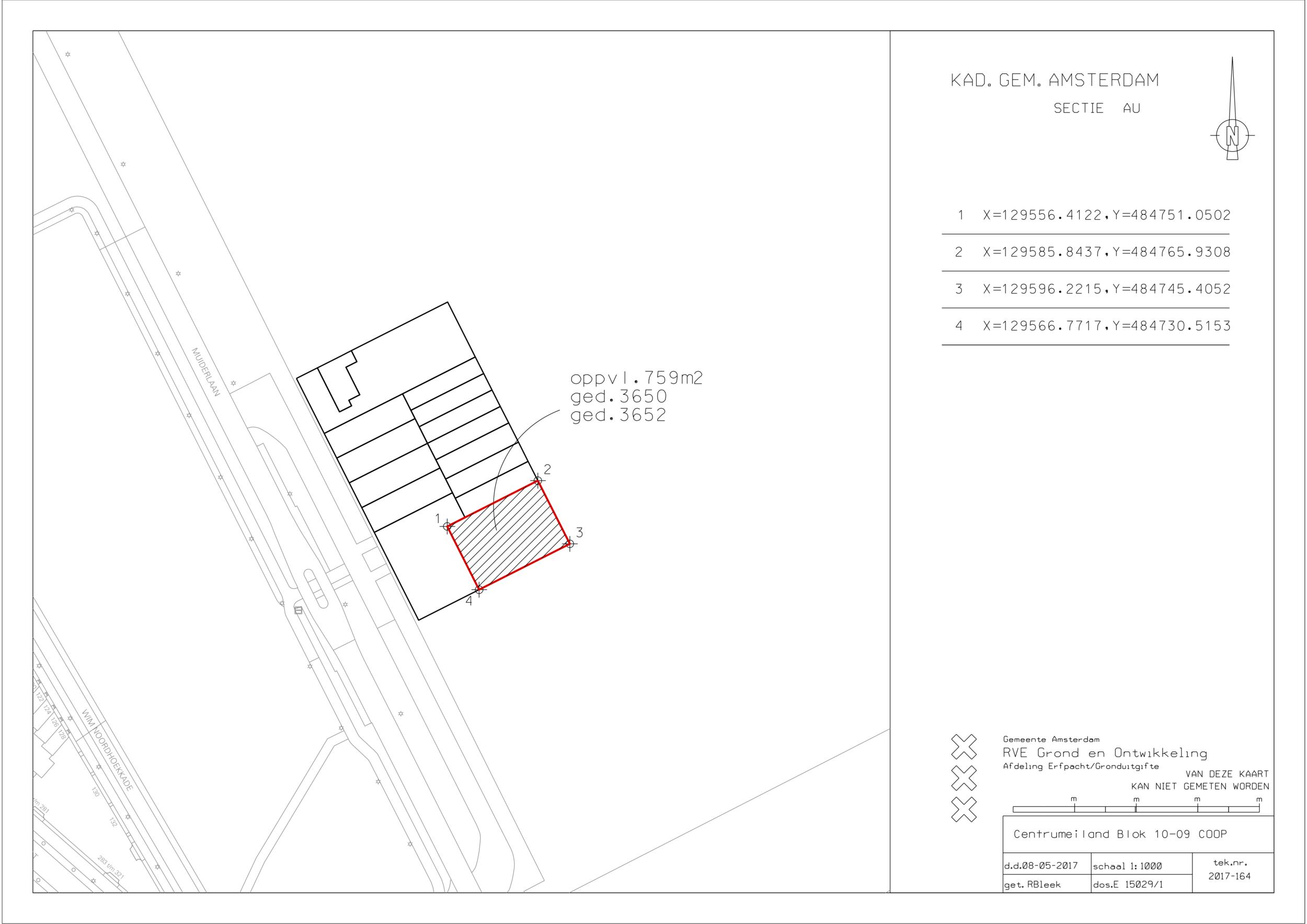 Kavel 10-09 is nu in coöperatief eigendom bij de eerste zelfbouw-wooncoöperatie van Nederland: De Warren!