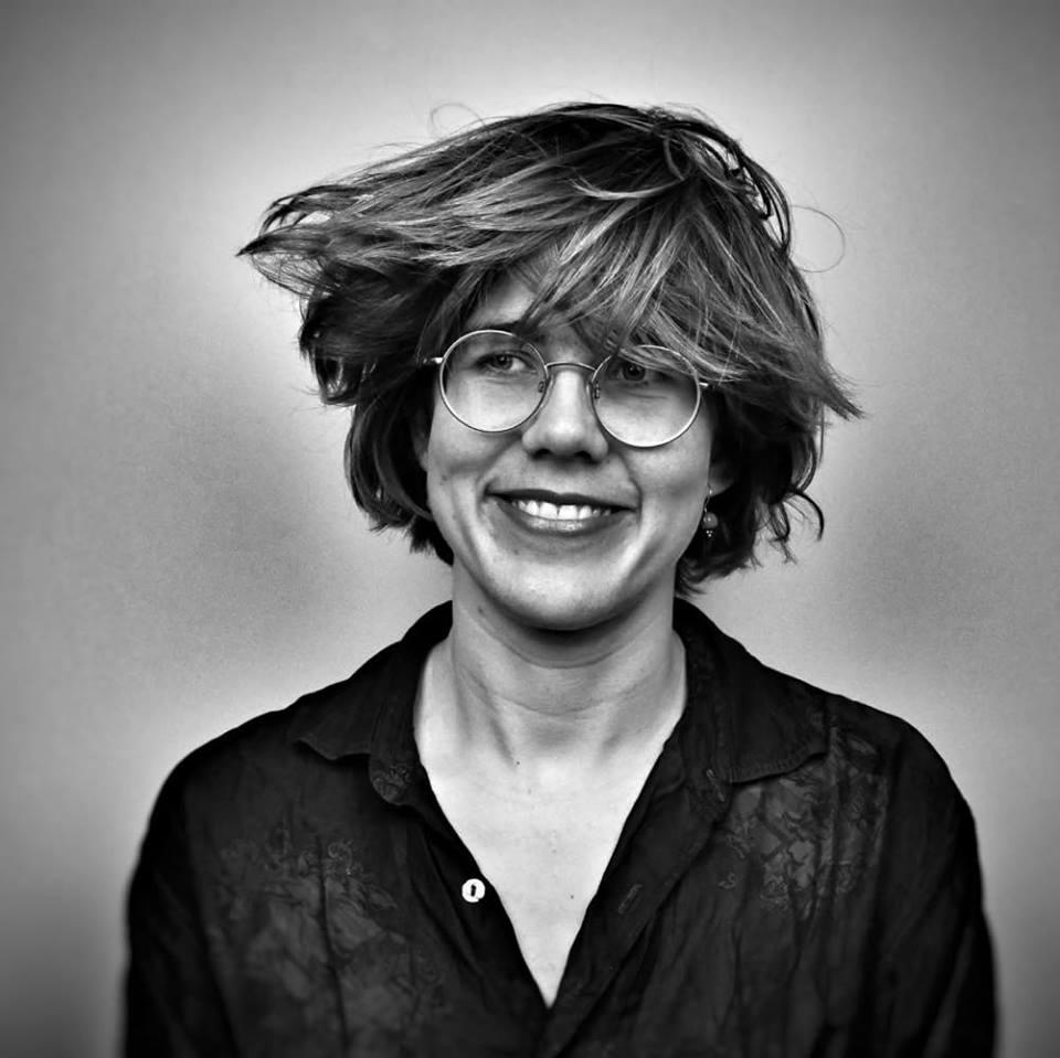 Kim Otten is bestuurslid 'Gemeenschap' en een van de initiatiefnemers van De Warren (c) Cripta Scheepers