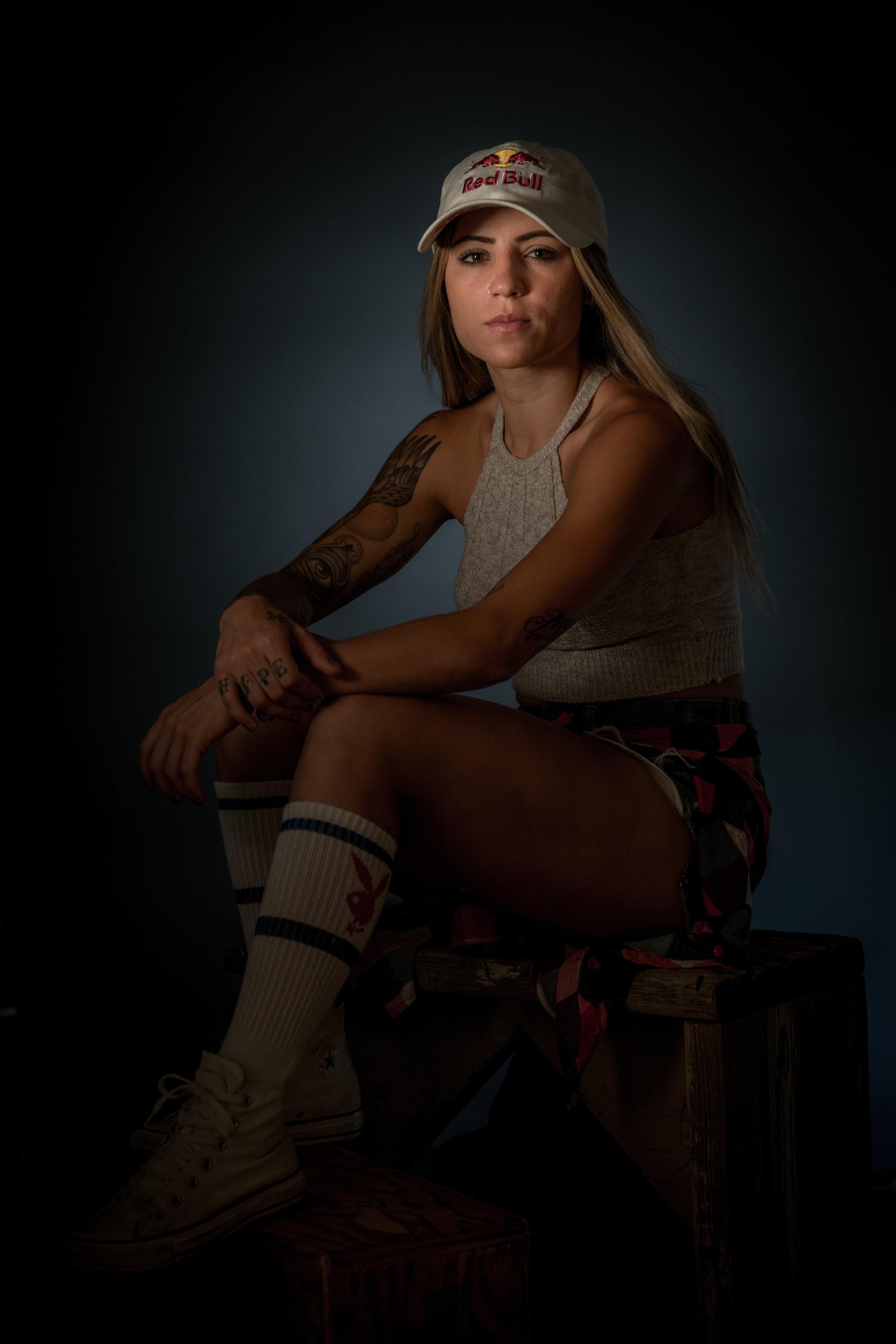 Leticia Bufonis, Spicewood, Texas. Sony A7rii, Leica M 75mm Summilux