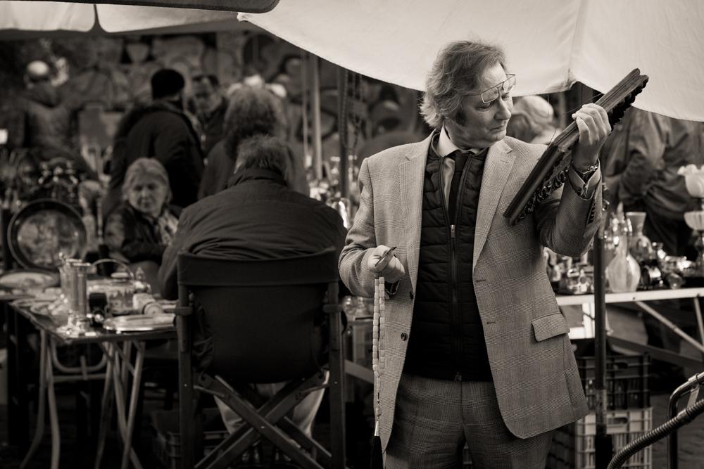 Flea market, Monastiraki, Athens.  Sony A9, Leica 50mm f1.4 Summilux