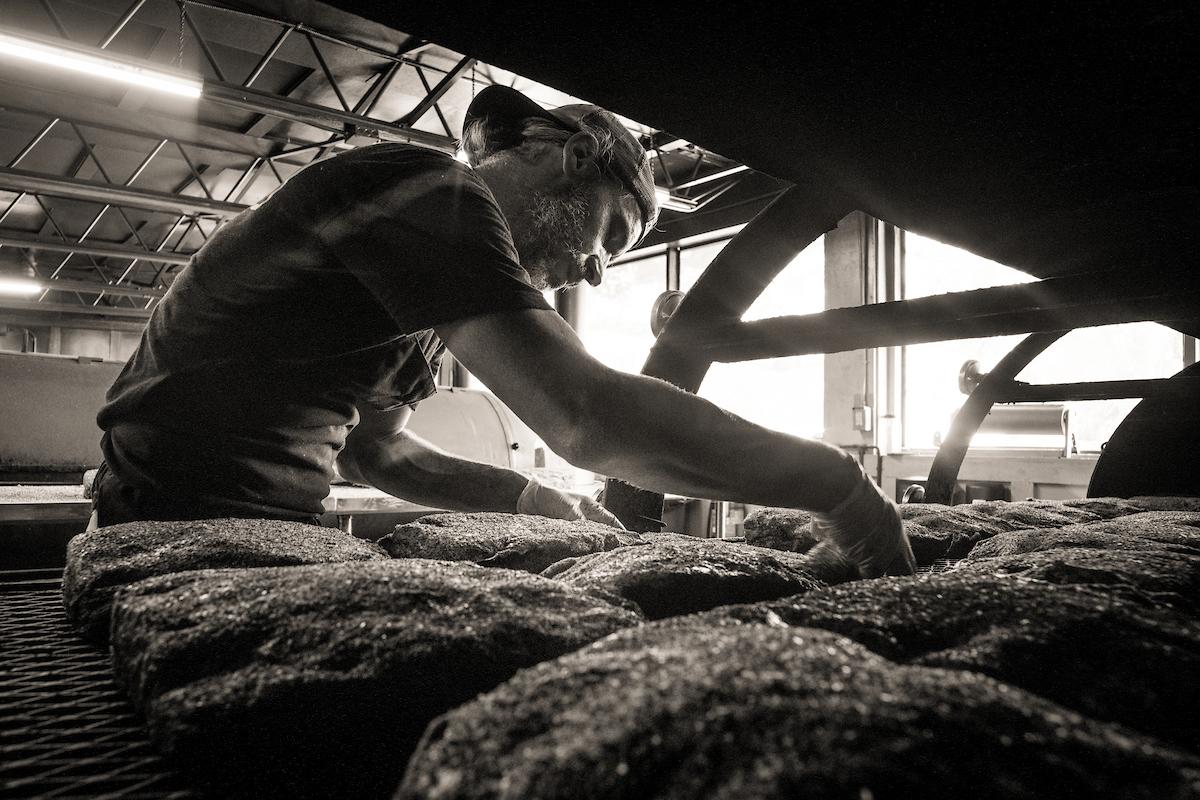 Loading the pit. Sony A7rII, Leica 21mm f2.8 Elmarit