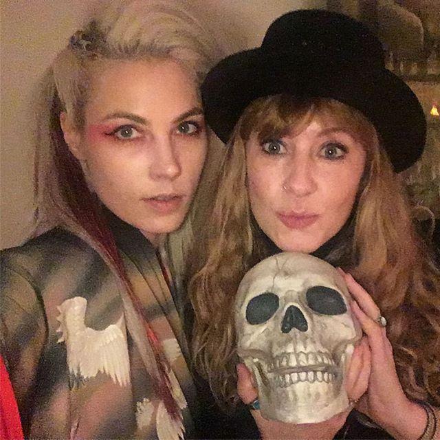 #Halloween Gals. #💀
