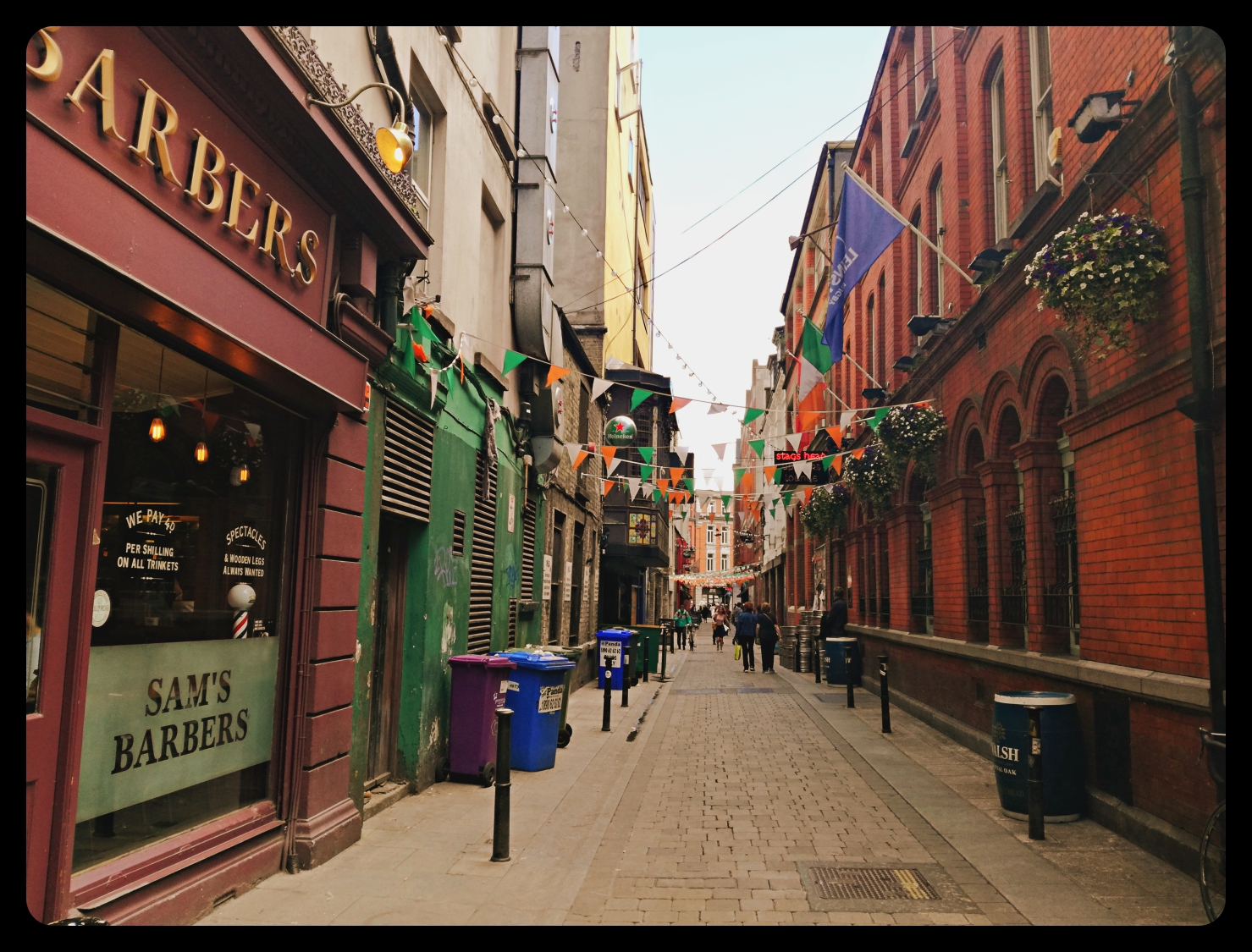 Ulice Dublina