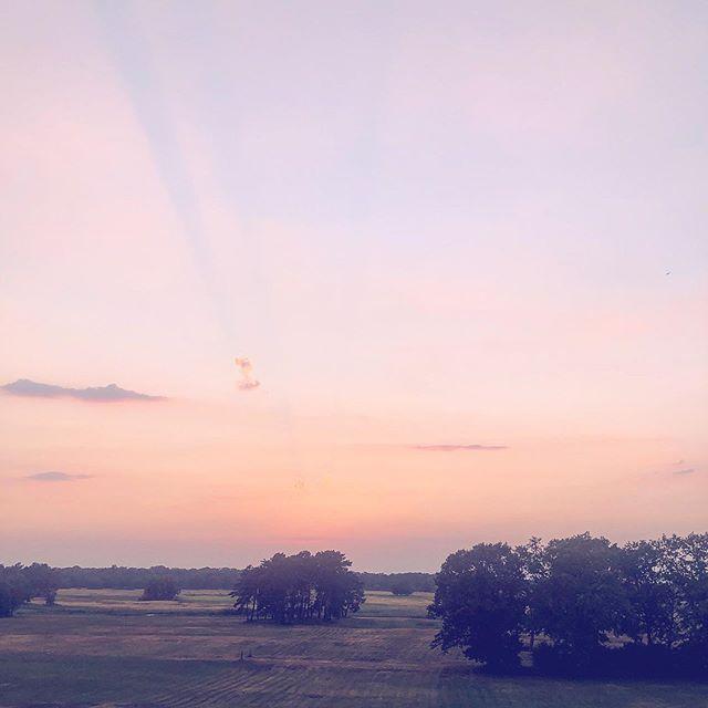 🇵🇱Plan na ten weekend jest prosty: rower, wino, wieża widokowa i zachód słońca - czy mogłoby być bardziej romantycznie? A jak jest z wami: romantycy czy pragmatycy? 🥰/🤓 . . 🇬🇧Plan for the upcoming weekend is simple: bicycle, wine, watchtower and beautiful sunset - could it be more romantic? And how is it with you: are you a romantic or pragmatist? 🥰/🤓 . . #sunset #fields #watchtower #skies #beautifulview #romantic #romantictravel #polandisbeautiful #visitpoland #discoverpoland #almostweekend #weekendplans #weekendtrip #traveltopoland #polishcountryside #nature #wieżawidokowa #widok #zachódsłońca #pieknewidoki #polskajestpiekna #polskieblogipodroznicze #romantycznie #inspiracja #zwiedzamy #plannaweekend #prawieweekend #podrozemaleiduze #podrozniczka #polskawobiektywie