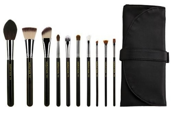 Invest in a quality brush set. Take care of your brushes and they will last for years. xoxo