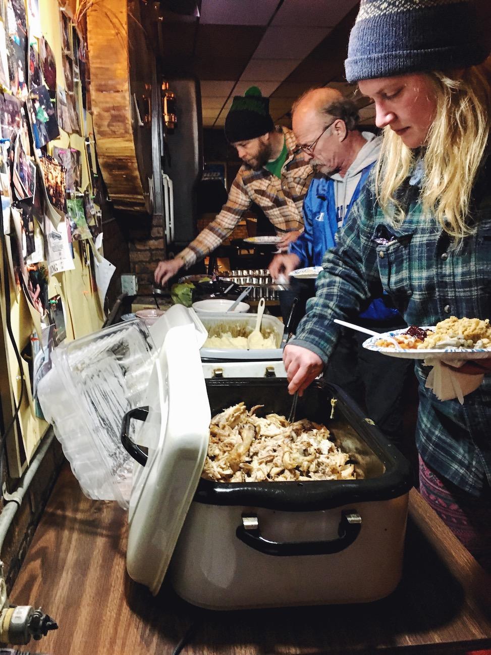 the connoisseurs, travel, nomadic life, michigan, thanksgiving