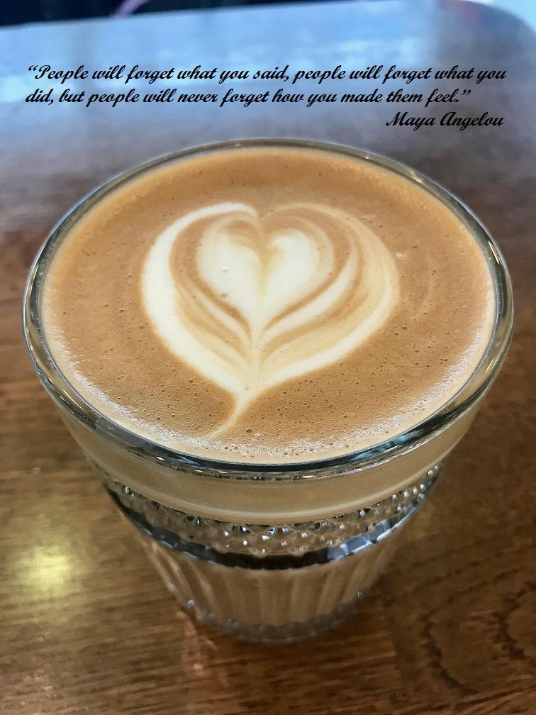 Bjud en kollega på kaffe mitt i julstressen - och bry dig!