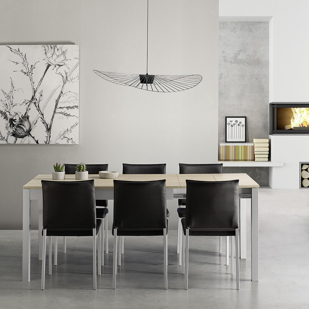Conjunto de mesa y sillas de comedor — BLUMVER
