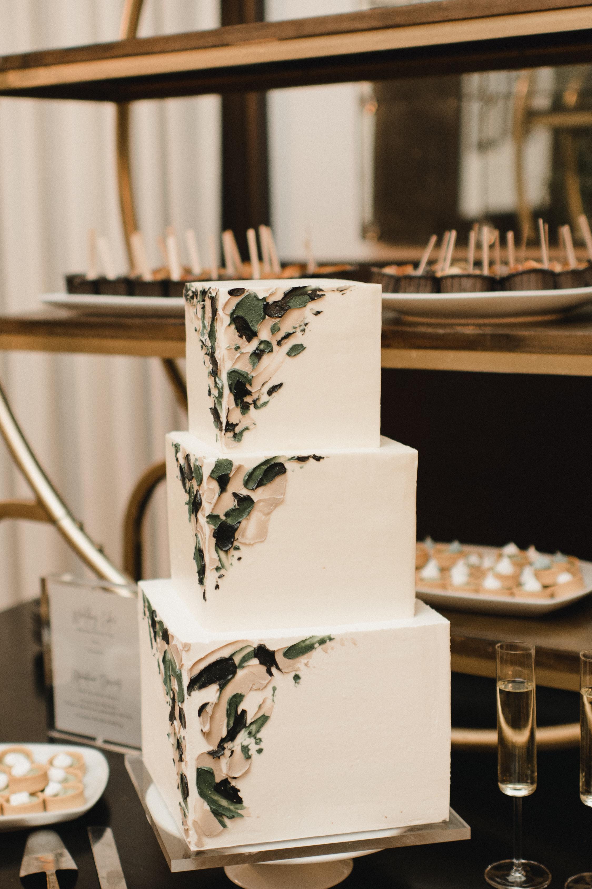 wedding cake ebell long beach