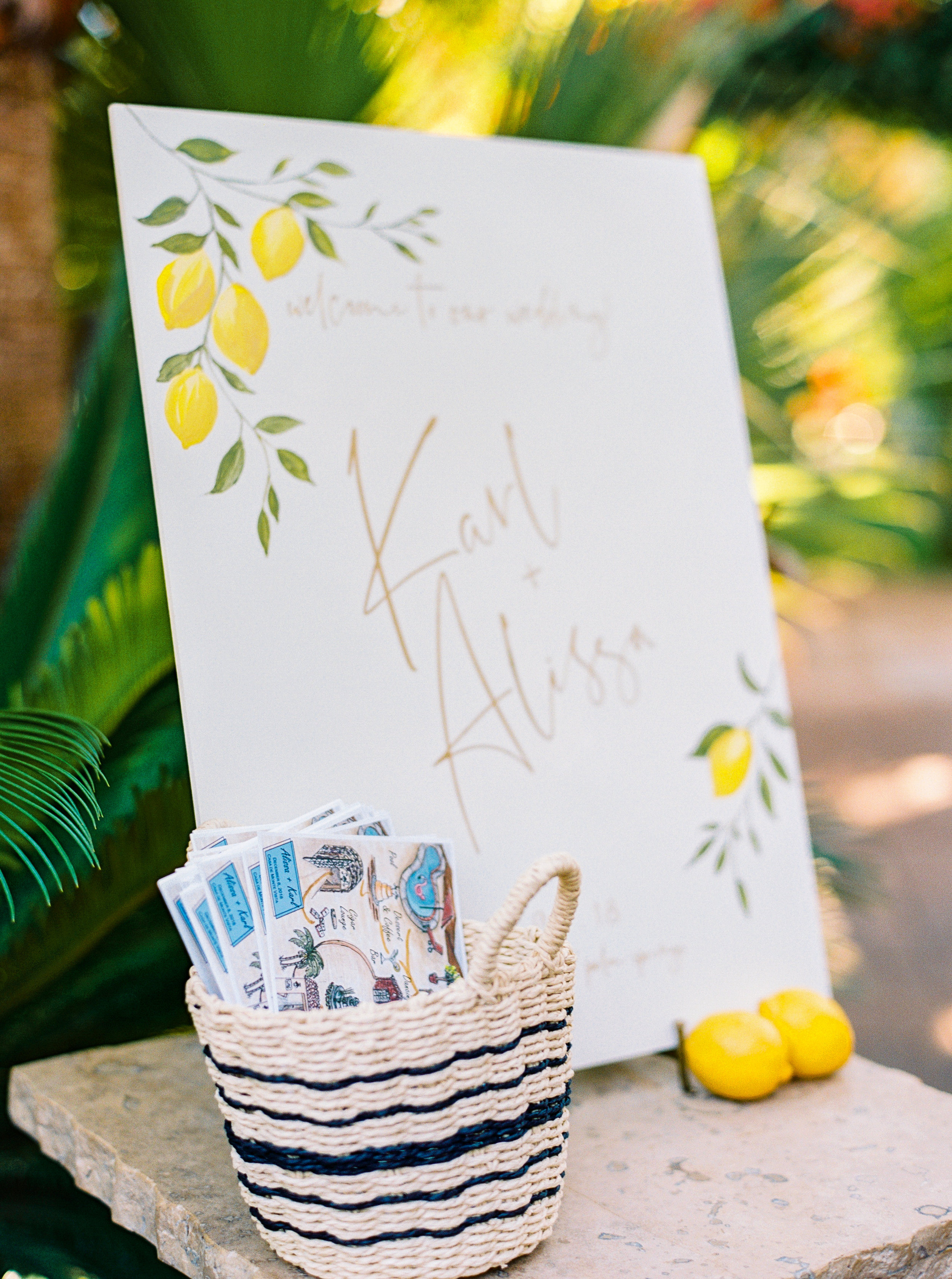 PALM SPRING POSITANO WEDDING