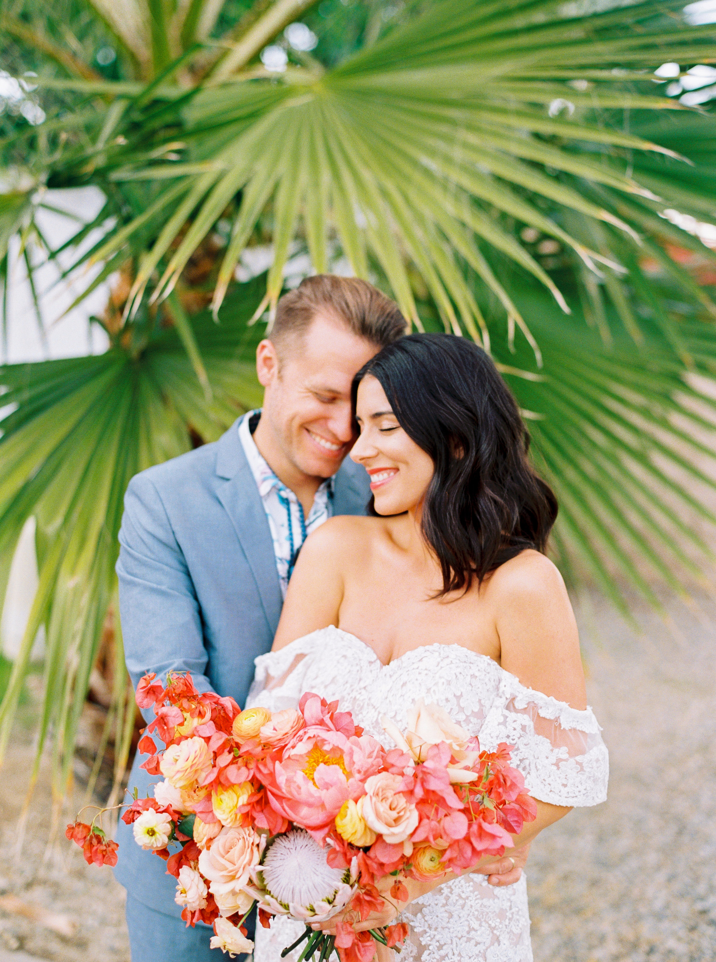 BOUGAINVILLEA PALM SPRINGS WEDDING