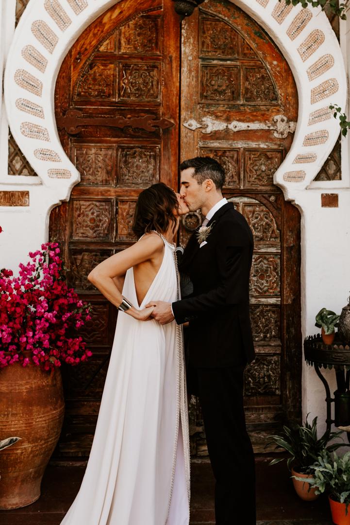 korakia wedding palm springs