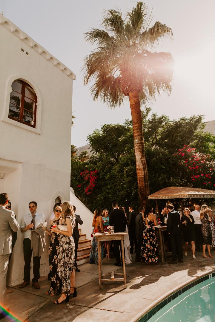 korakia wedding bougainvillea wedding