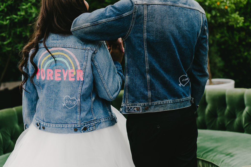 FIG HOUSE WEDDING, EMBROIDERED WEDDING JACKETS