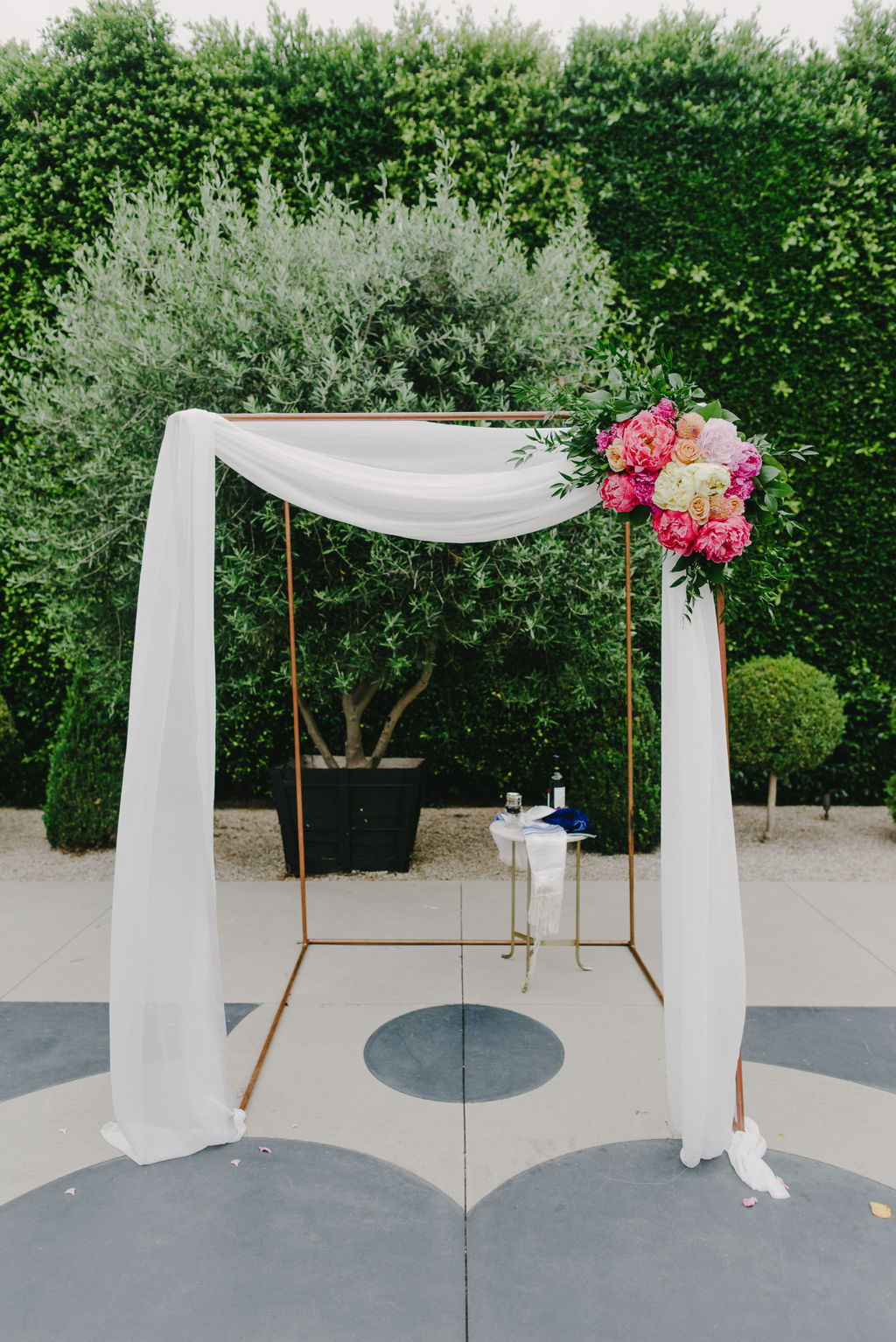 FIG HOUSE WEDDING, LA WEDDING PLANNER