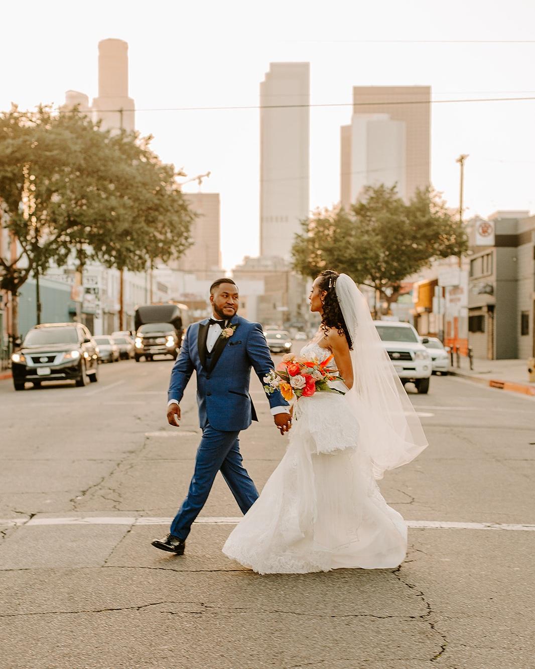 Valentine+DTLA+Wedding
