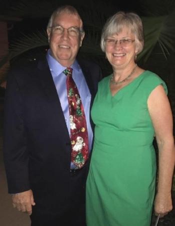 Jeanie and Chuck Piercy