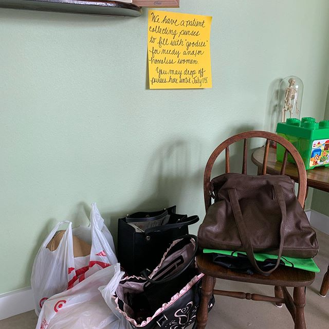 We have a patient collecting purses or handbags for those in need in our community. If you have gently used bags that you are willing to part with please drop them off at the office on Thursday July 11th from 10-1 and 3-7 and Tuesday July 16th from 10-1 and 3-6.  #handbags #purse #bags #wuv #womenempowerment #womenunited #womenunitedvolusia #womenhelpingwomen #community #premiernaturalhealth #nutrition #chiropractic #stress #notsickcare #realhealthcare #portorange #daytonabeach #ormondbeach #florida