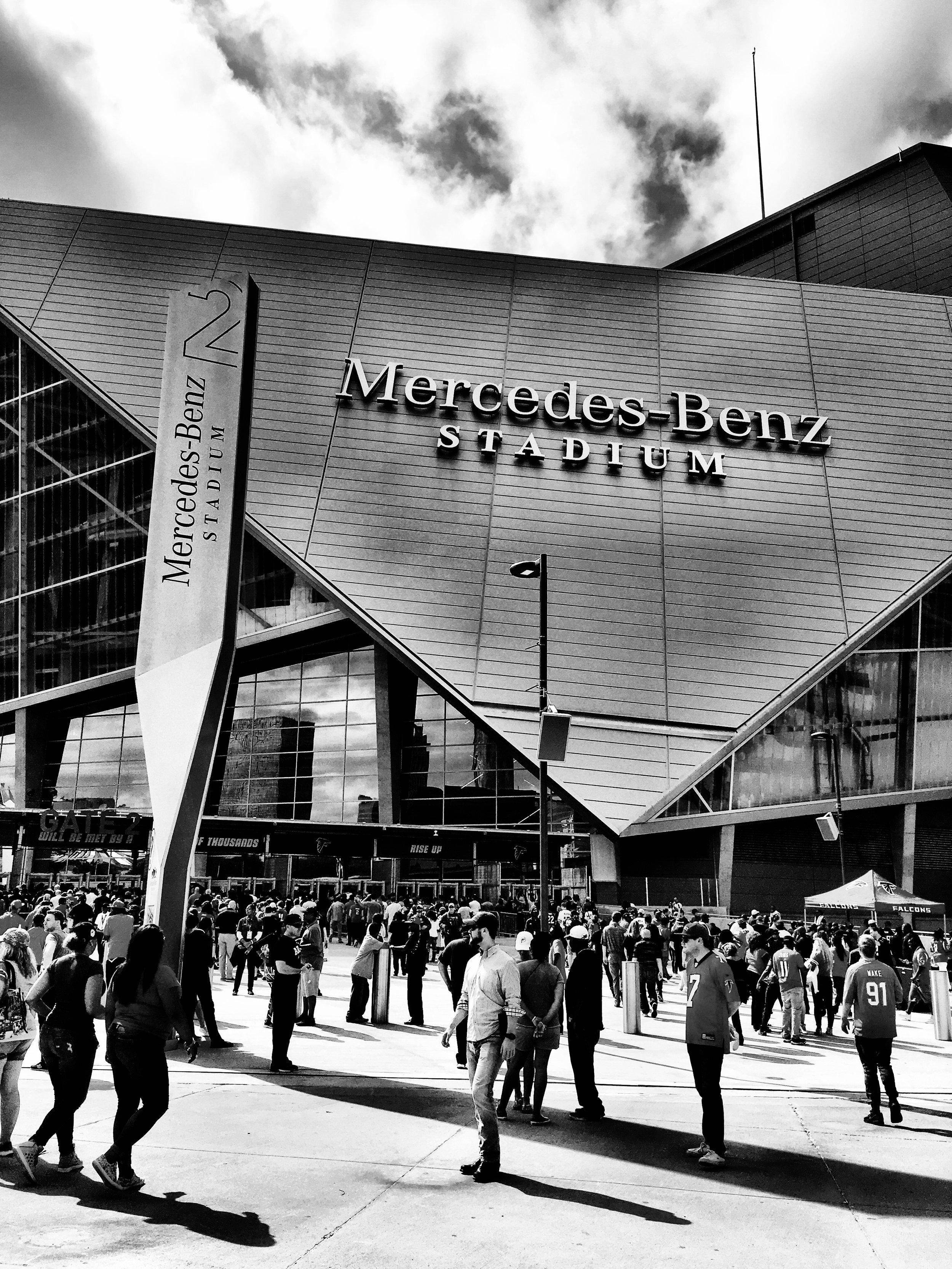 Mercedes Benz Stadium Black and White.jpg