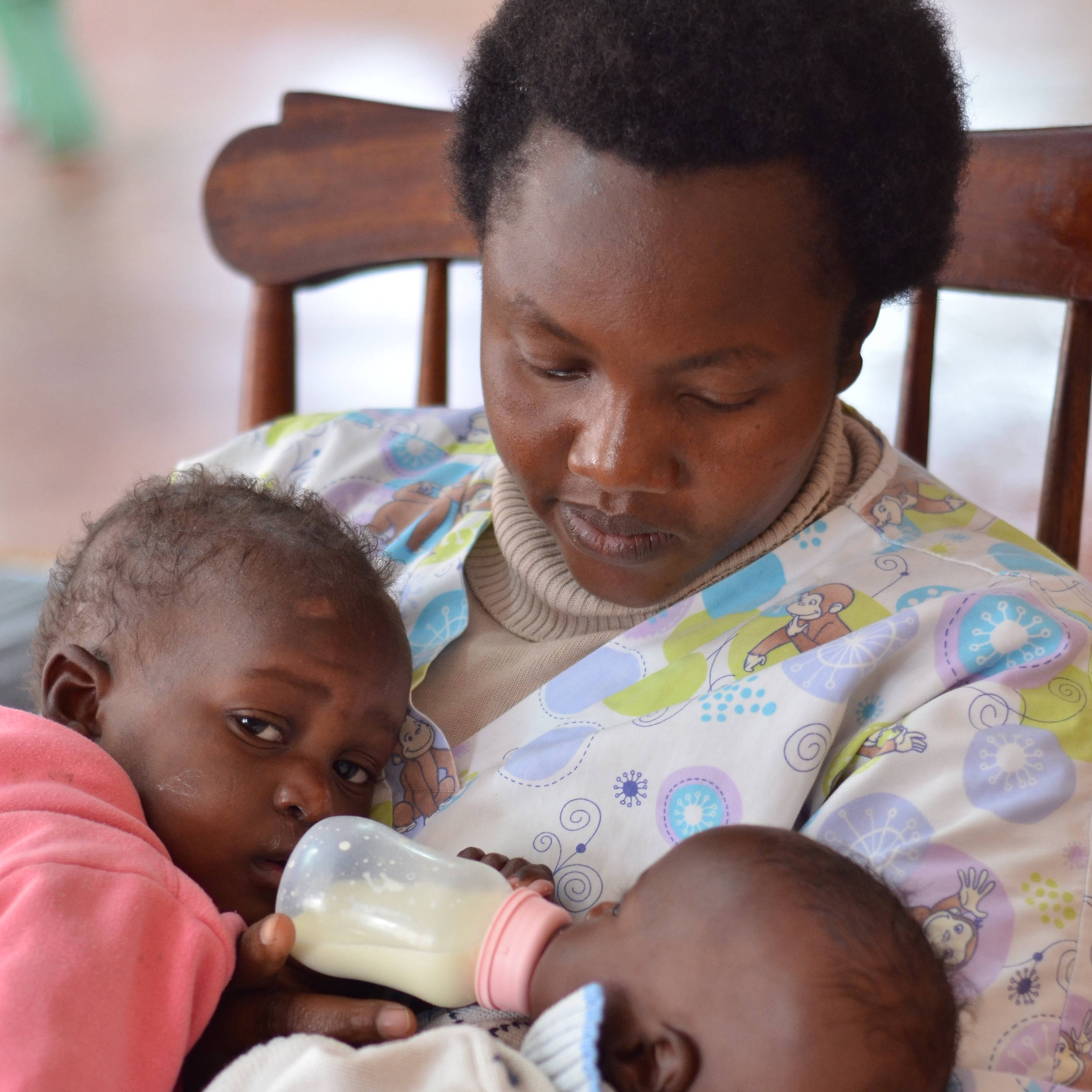 Women's Health - Improving reproductive health, plus maternal care and support.
