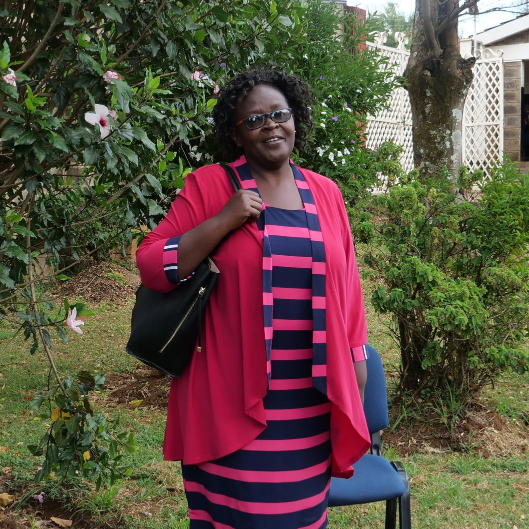 mary - Encouraging others after surviving cancer