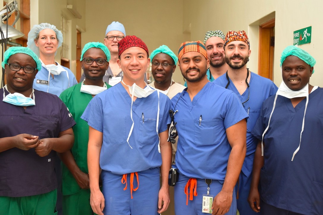 MTRH Otolaryngologists Participate in February 2019 ENT Camp