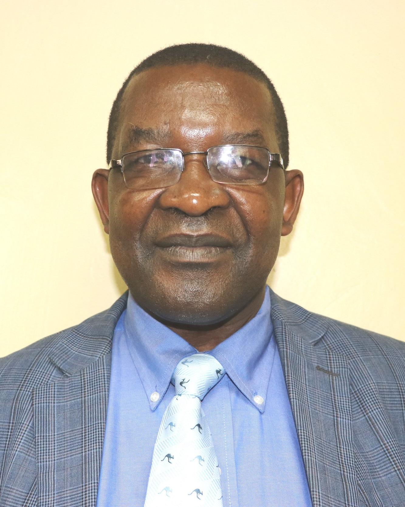Prof. Robert Tenge Kuremu - Ag. Principal Moi University College of Health Sciences