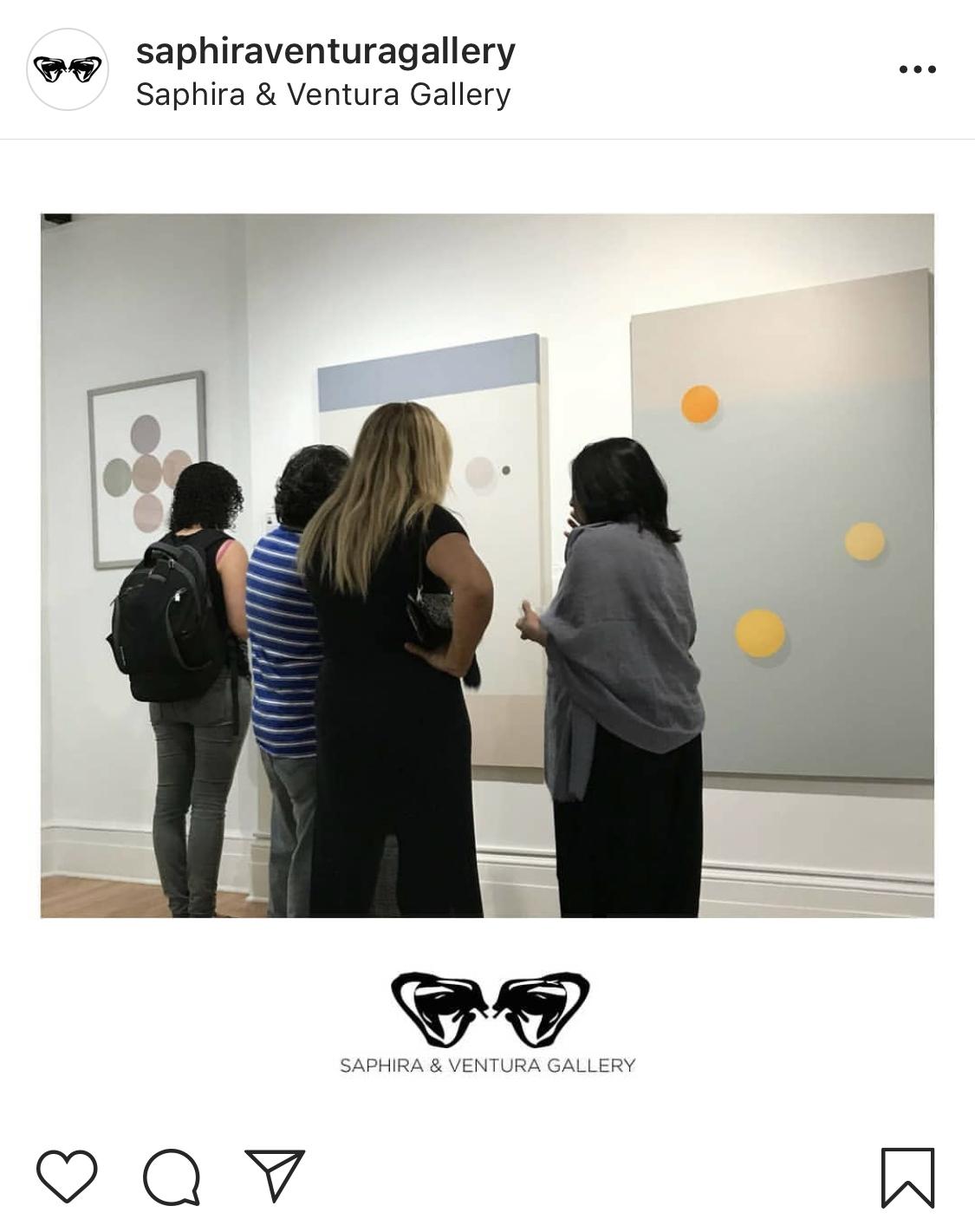 Saphira & Ventura Gallery   June 18, 2018
