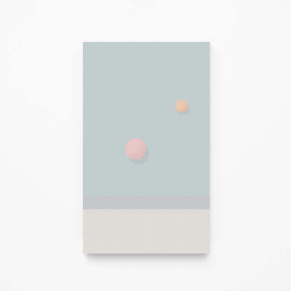 Sugar Sky - Acrylic on canvas36 in. x 60 in.2019