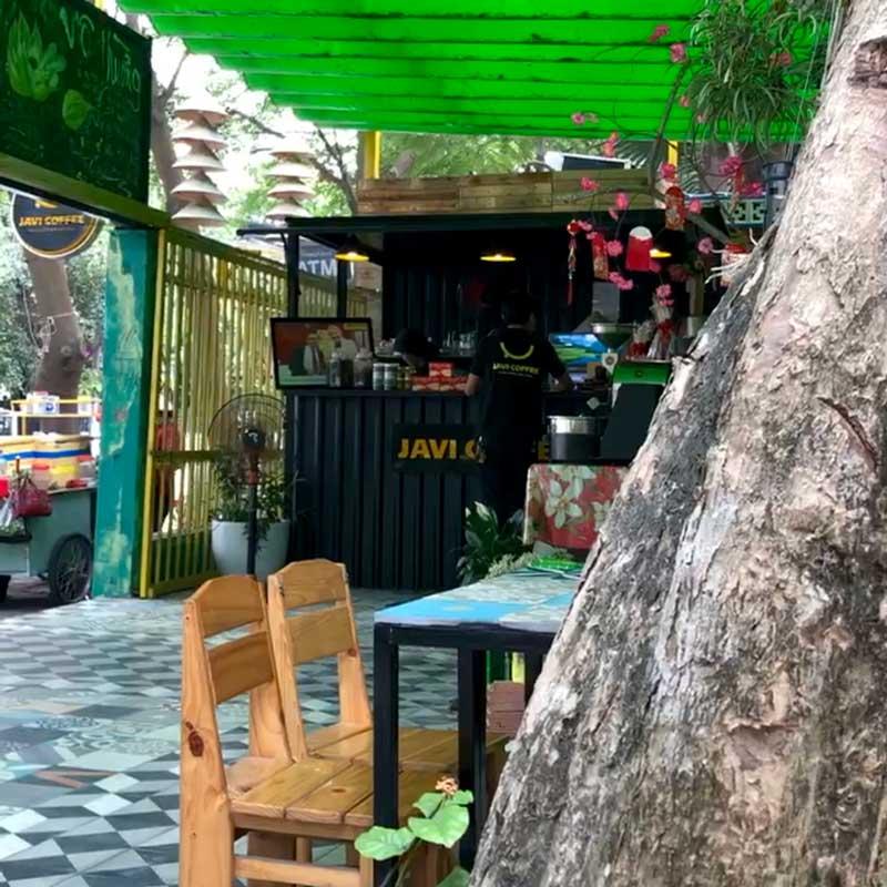 Cafe Van Hoa in Thao Dien