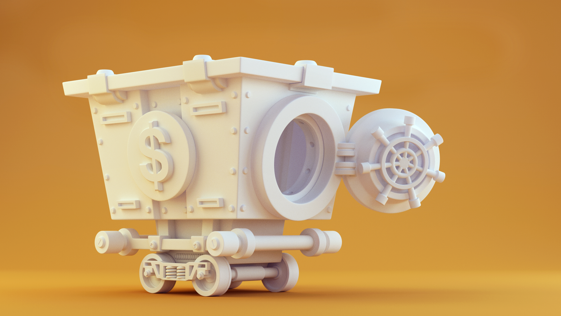 Vault Carriage