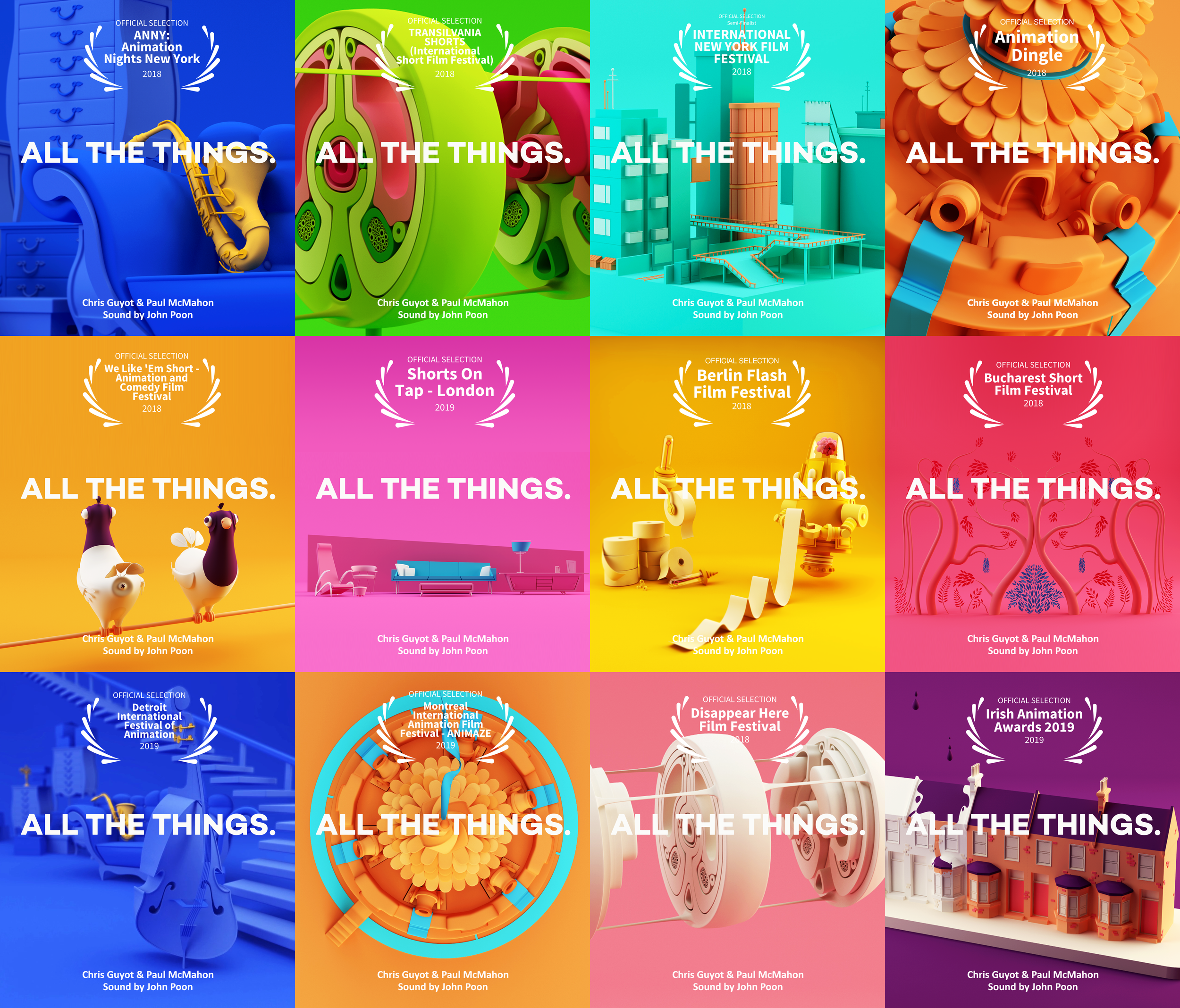 All the Things_All awards_image
