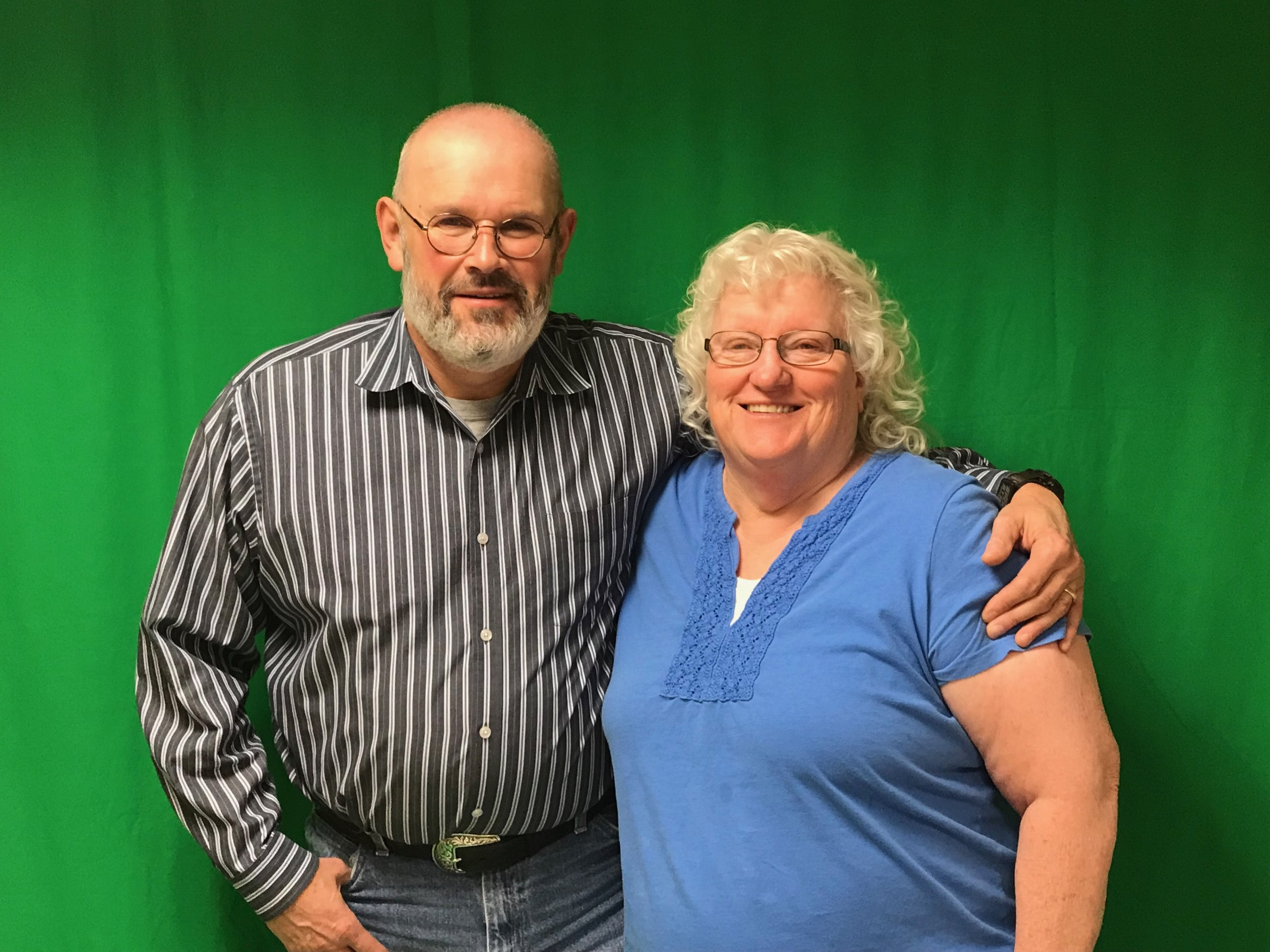 Owners, Bob & Grace McCloskey