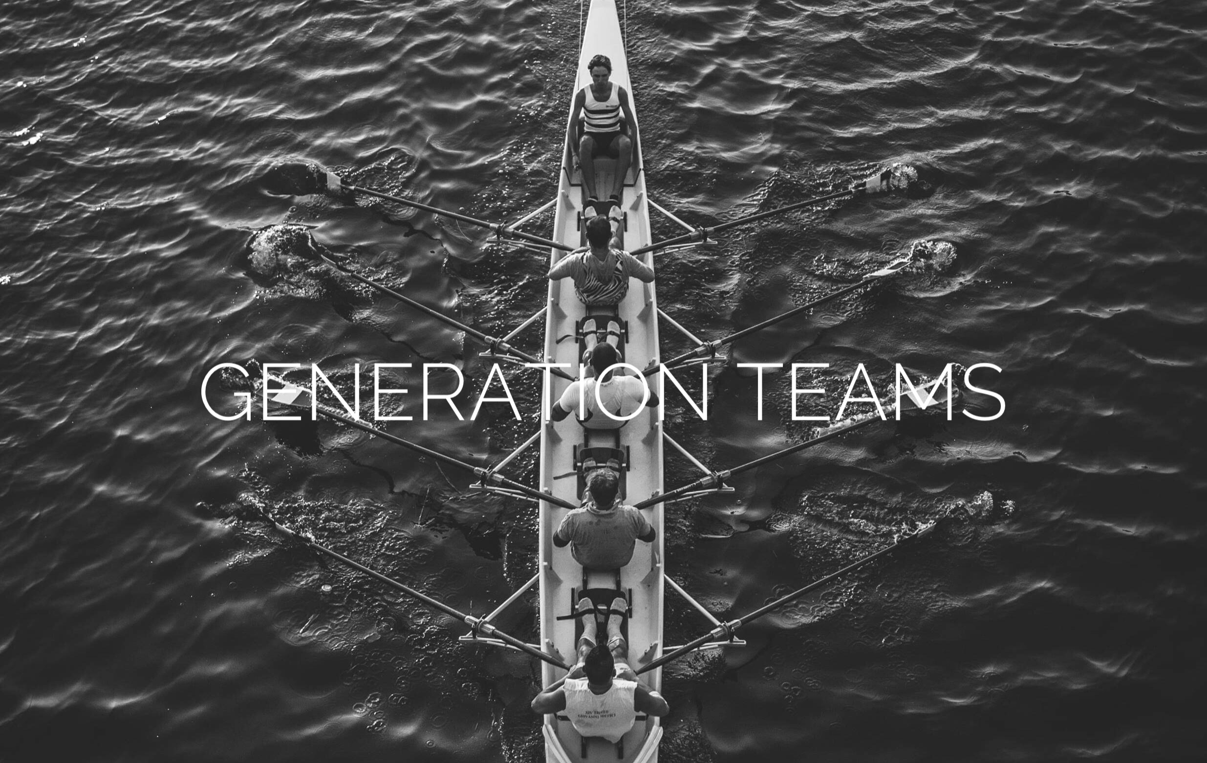 Generation Teams are made up of people from all different ages and stages of life who have discovered their gifts and their divine purpose, and who realize the power of team. Generation Teams are what the Holy Spirit uses to minister to the people of God and the community around us. It takes a collective, Holy Spirit empowered effort to build the Kingdom of God, so complete the Origins Course and join a Generation Team!