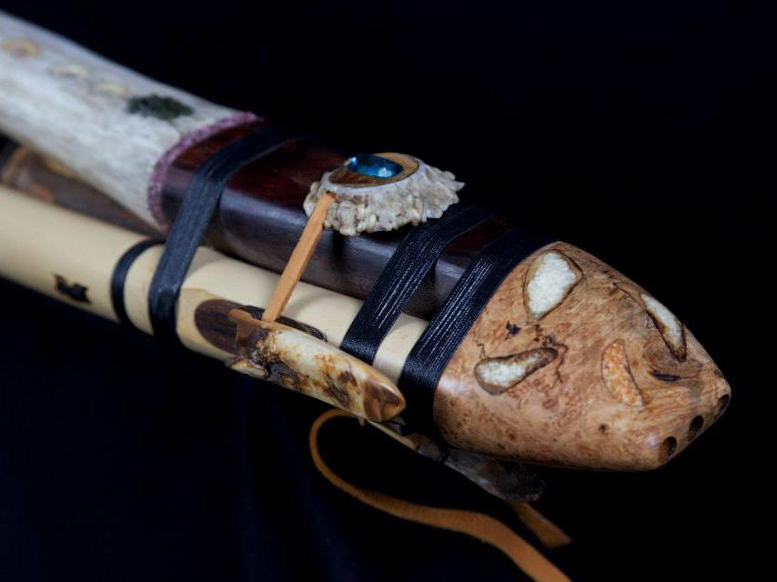 Drone Flutes -