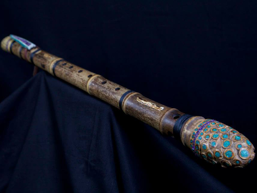 Bamboo Flutes -