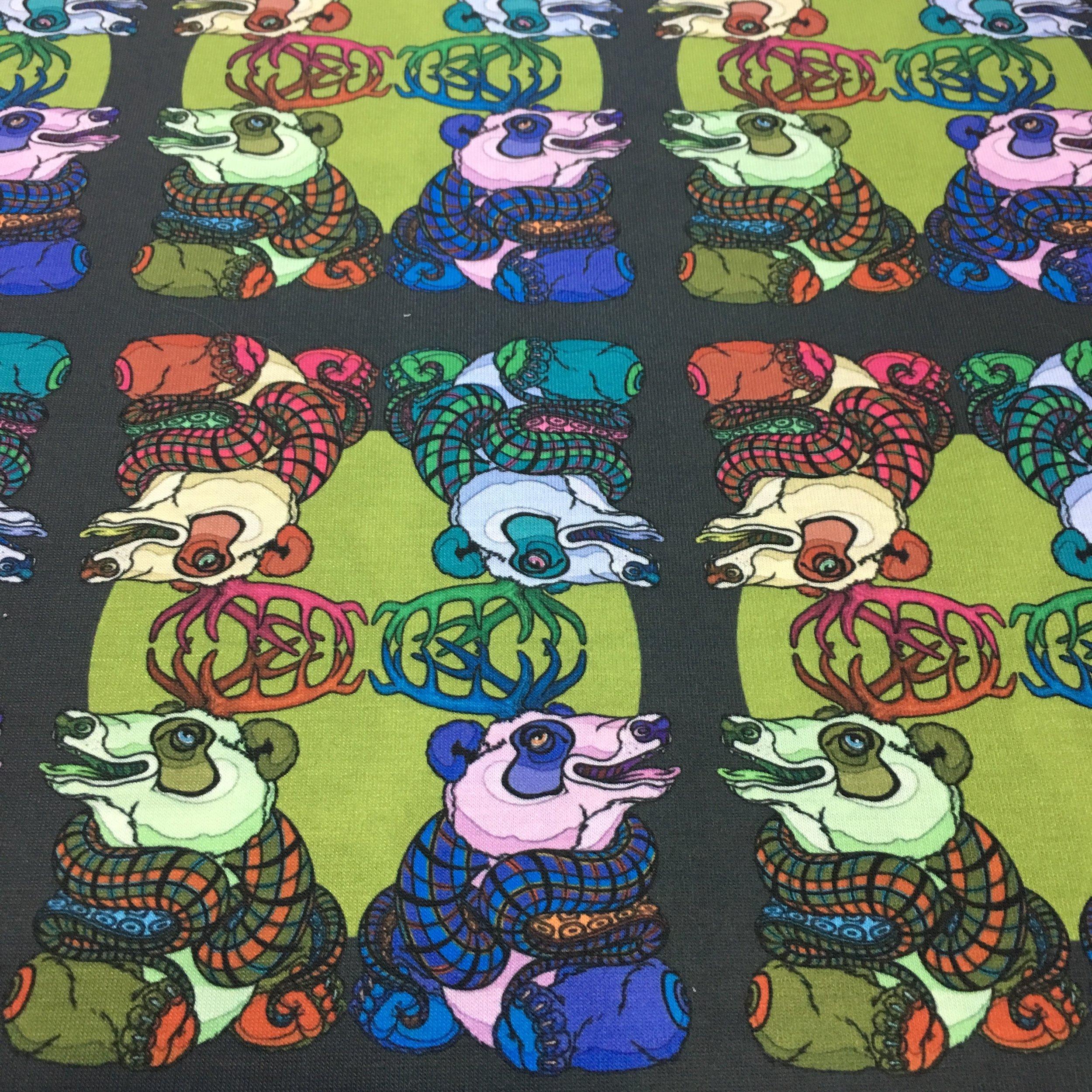 Yoshaleh Fabric