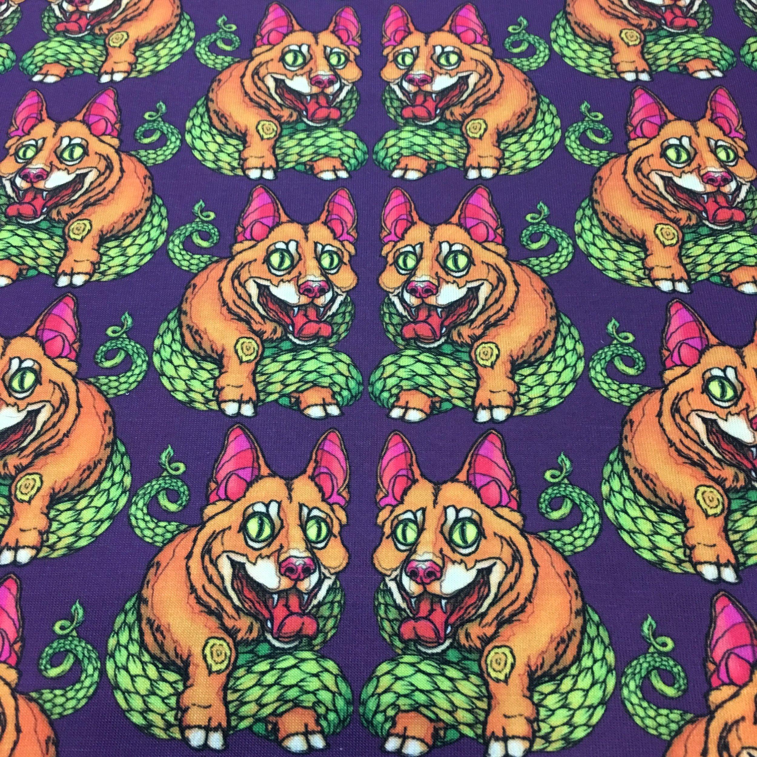 Sir Bandit Fabric