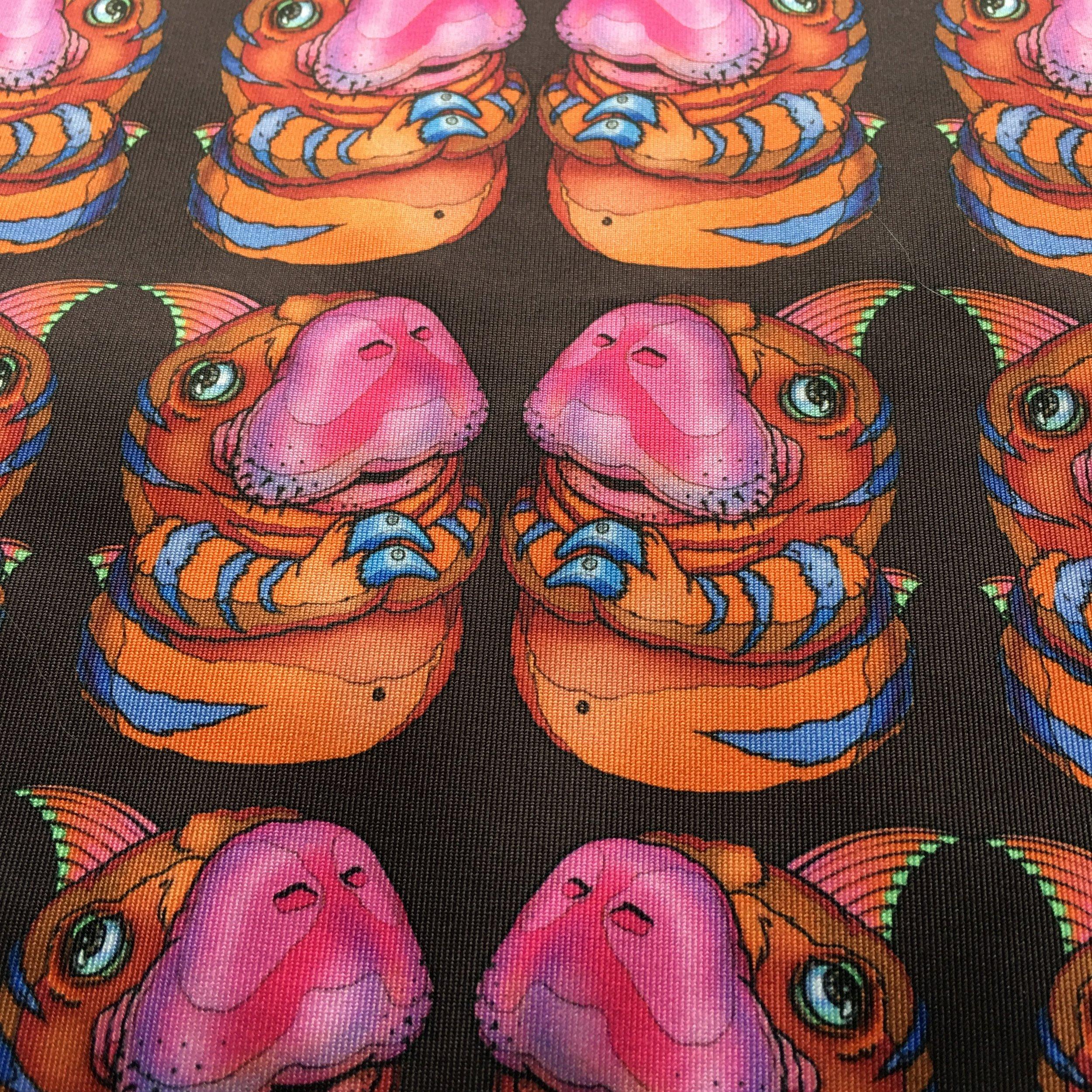 Tee Lin Fabric