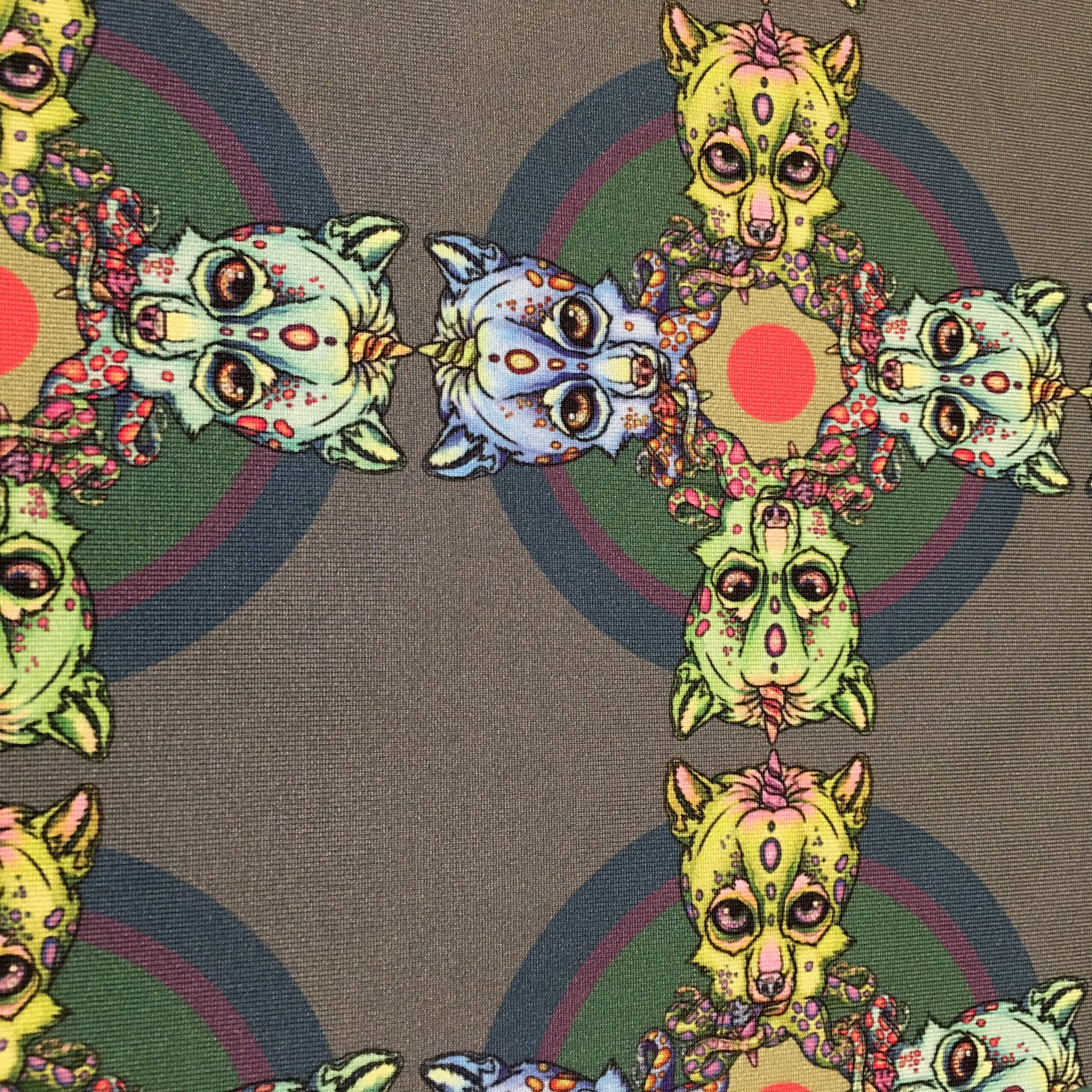 Unipus Fabric