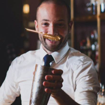 CHRIS CARDONE Two-time national Finalist of Diageo World Class -