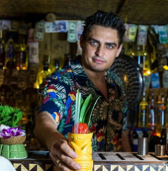 GEORGI RADEVCreator of the first UK Tiki festival called Spirit of Tiki -