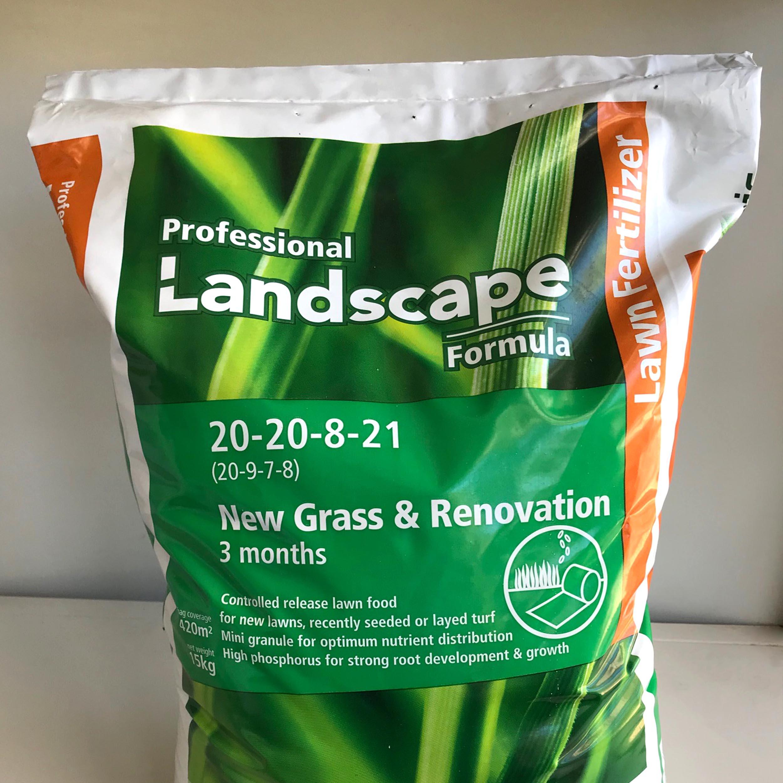 Professional Landscape Fertiliser