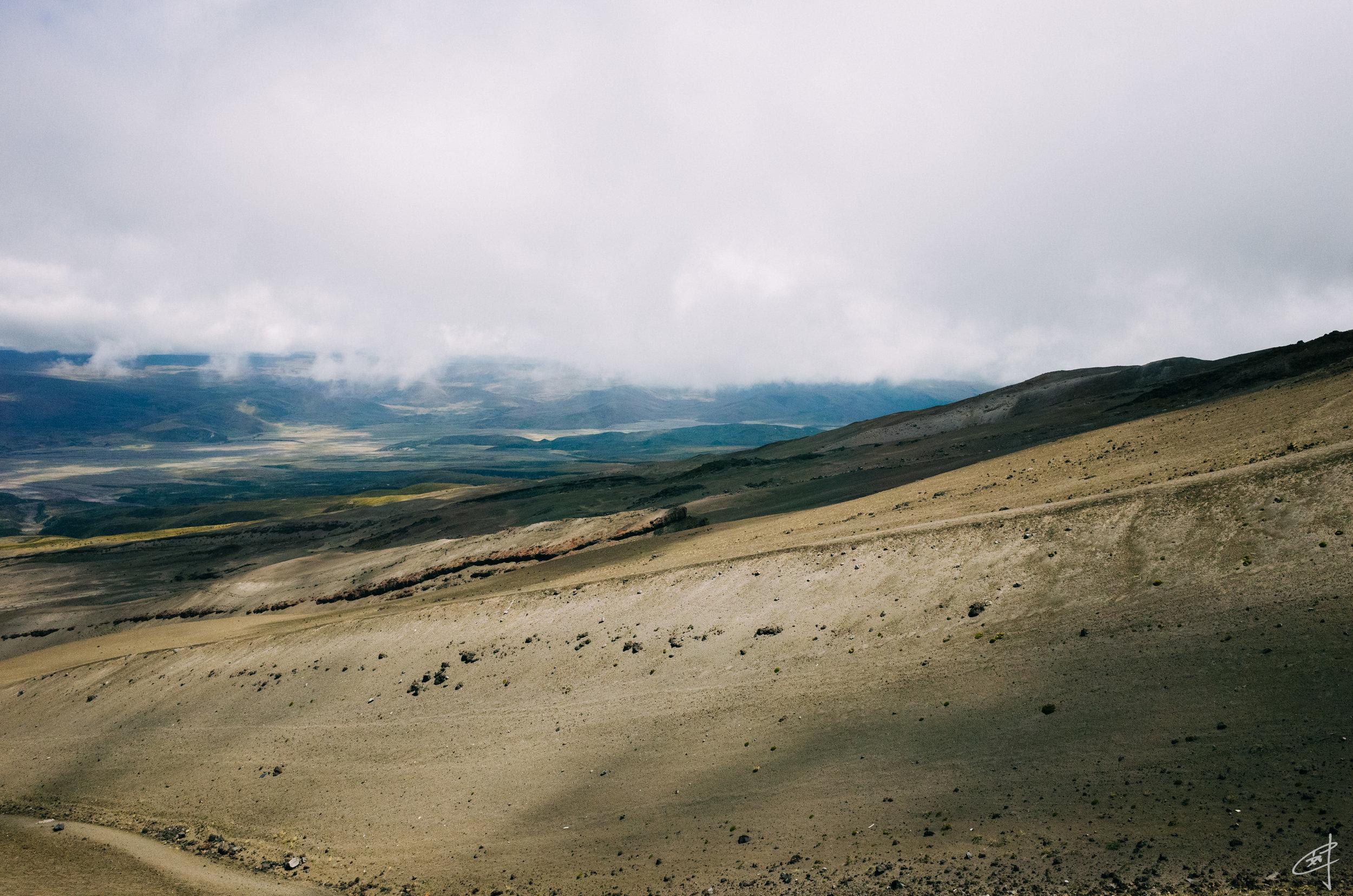 Parque Nacional Cotopaxi, 2018