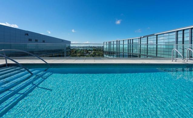 Pool - Rooftop Outdoor Heated Swimming Pool