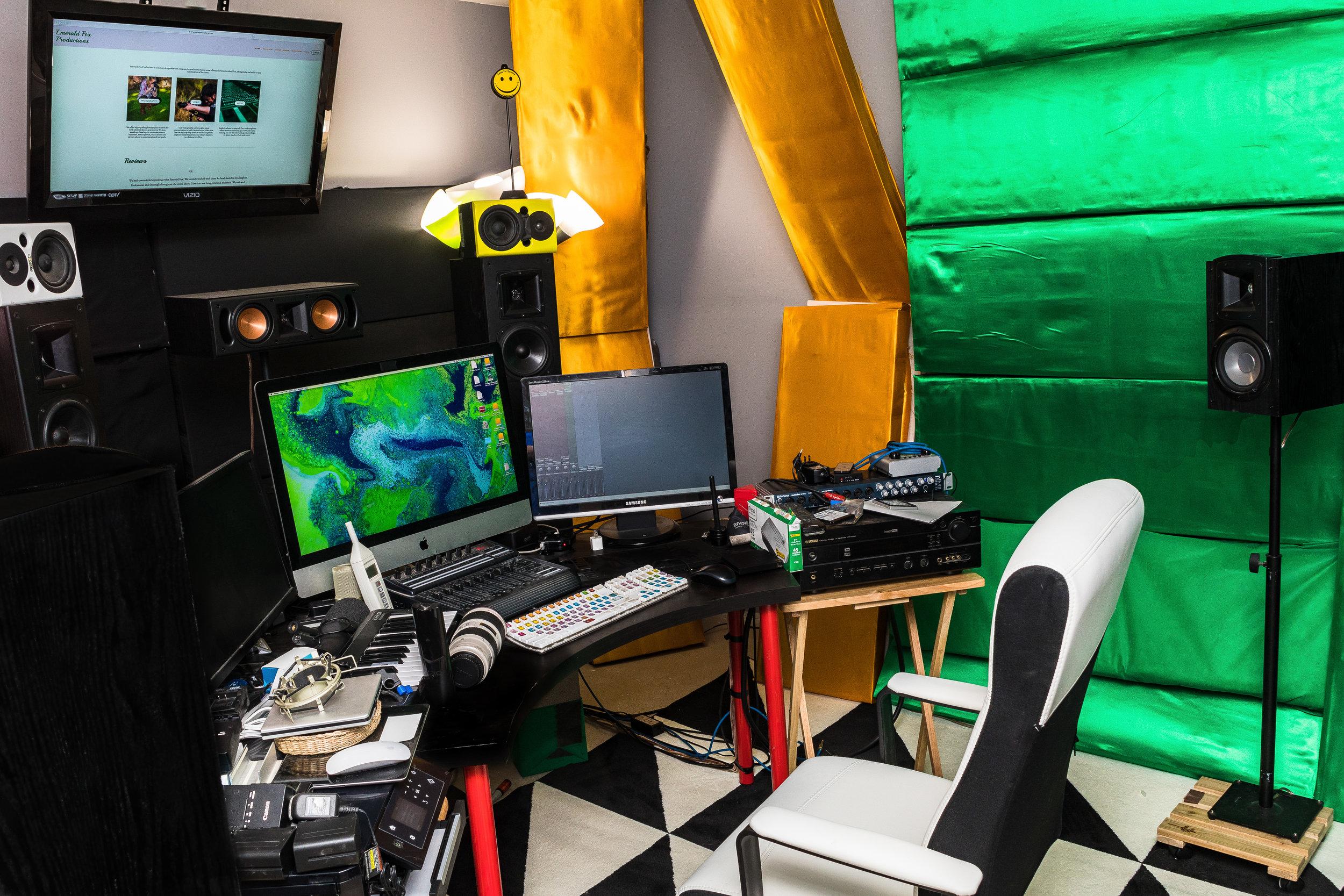 Emerald Fox Productions 5.1 Studio